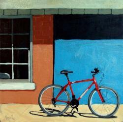 Bike & Blue