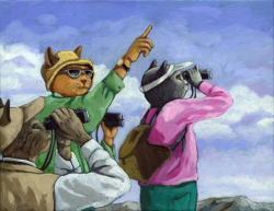 Bird Watchers - Colorado
