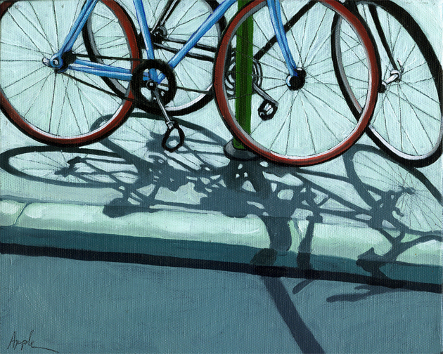 City Bicycles - ENTANGLEMENT