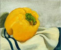 Yellow Bell Pepper
