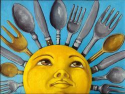 Afternoon Delight  - SUN ART - CBS Sunday Morning