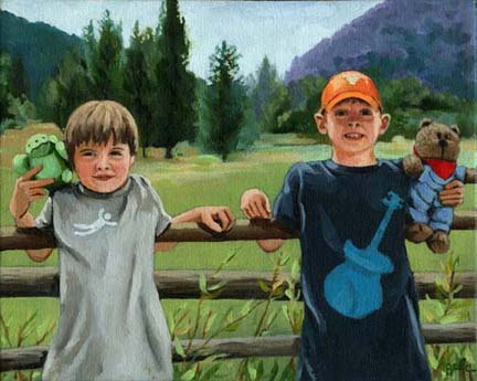 Montana Boys