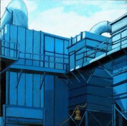 Blue Sky Factory Buildings