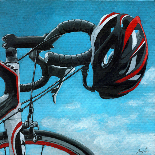 Bicycle Art - Great Day