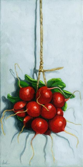 Hanging Around - Radishes