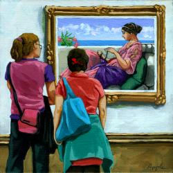 Figurative Art Museum - Colorful Layers