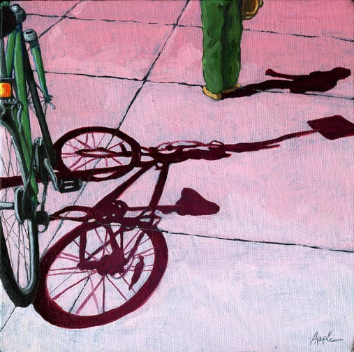 Green Bicycle - Farmers Market