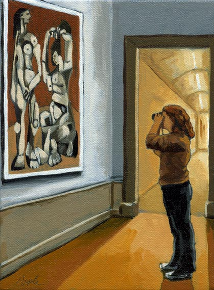 Preserving Picasso