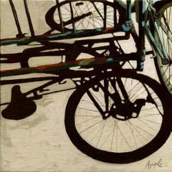 Bicycle at Market