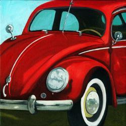 Classic Vintage VW - Vintage car