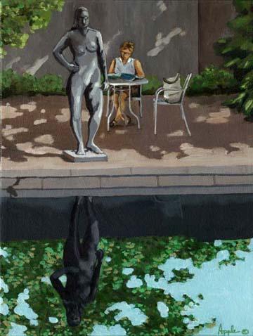 Sculpture Garden #2