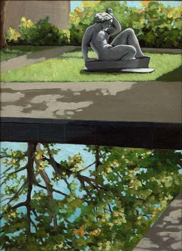 Sculpture Garden #1