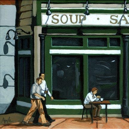 Soup & Sandwich - cafe