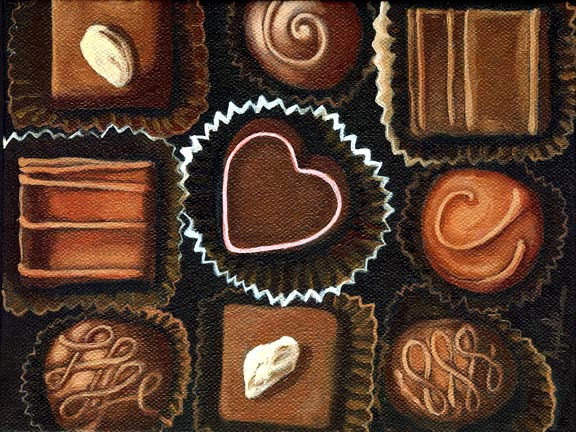 Sweets for the Sweet - Valentine Chocolates