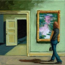 The Other Room - Monet