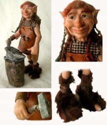Tonk - blacksmith